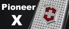 Victorinox Taschenmesser Pioneer X Test